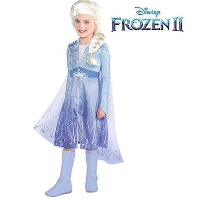 Child Act 2 Elsa Costume - Frozen 2
