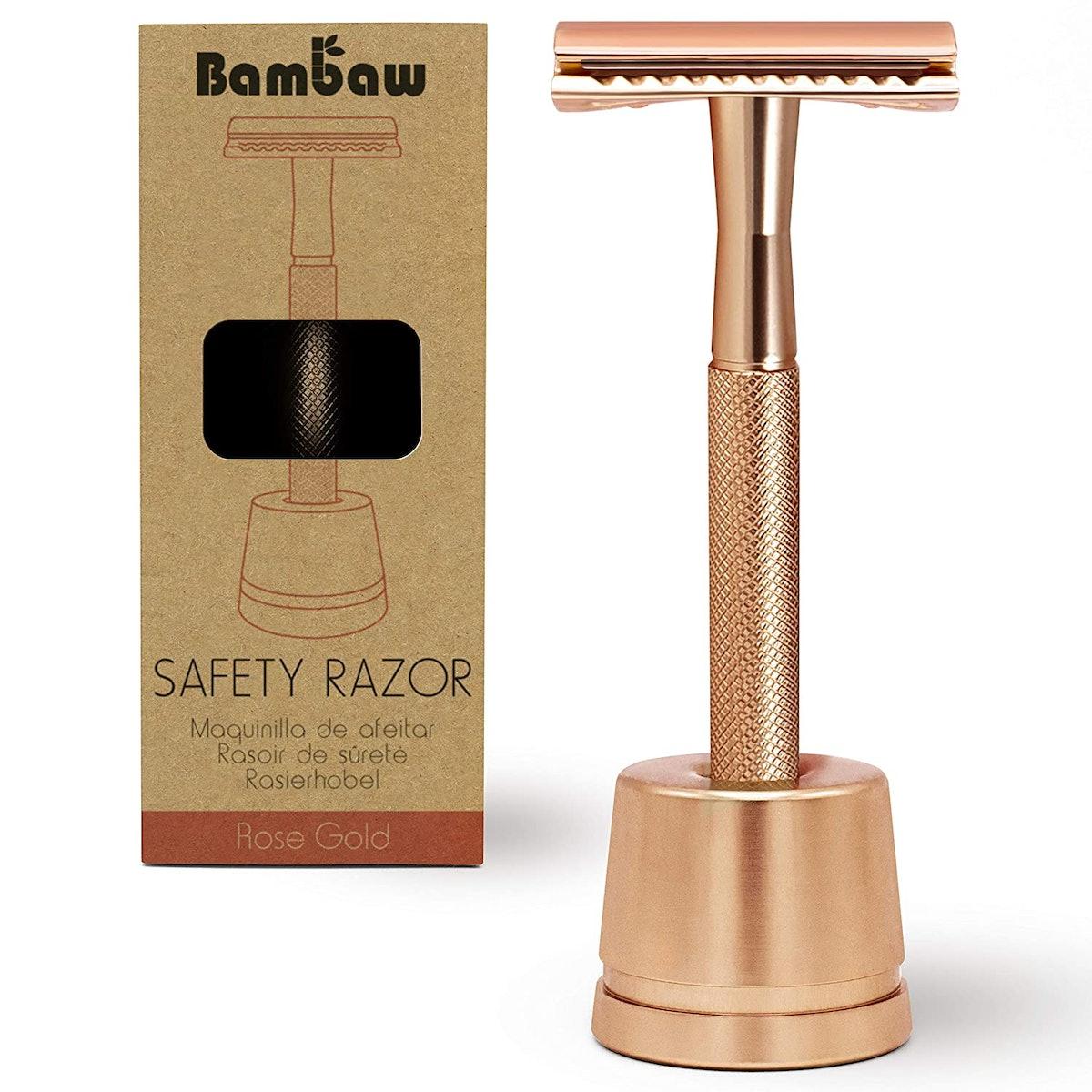 Bambaw Safety Razor