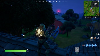 fortnite clark kent location gameplay