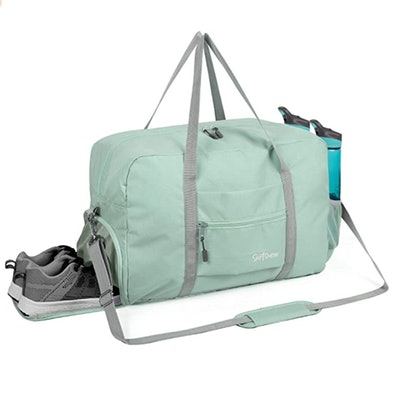 sportsnew Gym Bag with Wet Pocket & Shoes Compartment