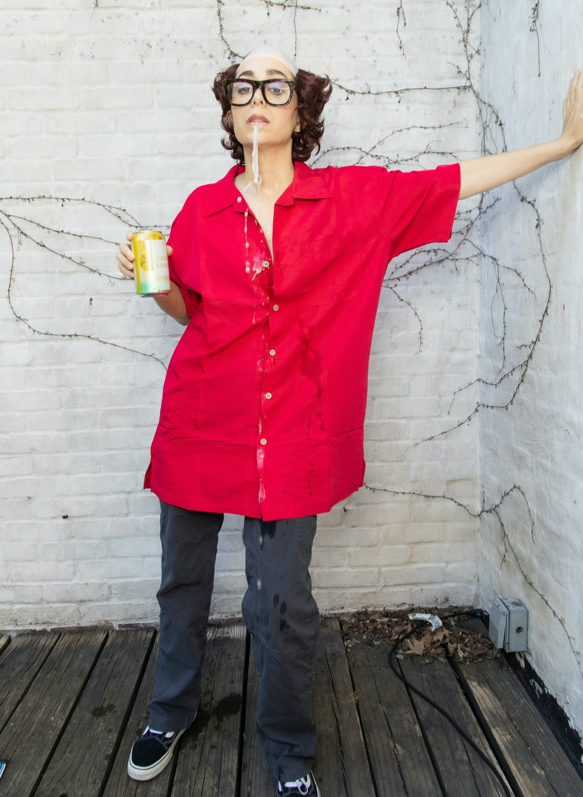 Cristin Milioti as Frank Reynolds from 'It's Always Sunny in Philadelphia'