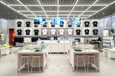 Nike Rise Seoul store