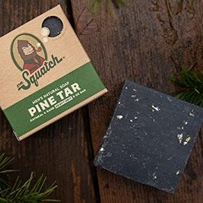 Dr. Squatch Pine Tar Soap, 5 Oz.