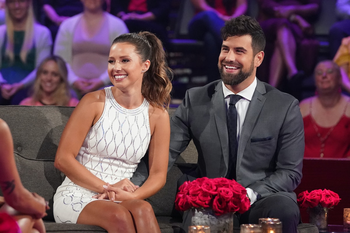 Katie Thurston and Blake Moyne's body language at 'After The Final Rose' was stronger.