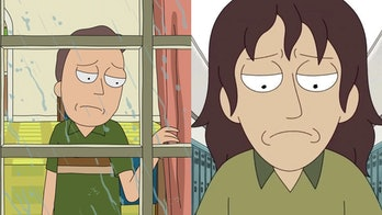 rick and morty jerry bruce chutback