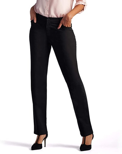 Lee Relaxed Fit All Day Straight-Leg Pants