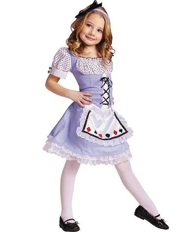 Alice in Wonderland Toddler Girl Costume