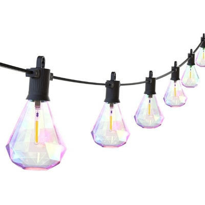 ZOTOYI Outdoor String Lights