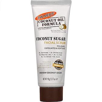 Palmer's Coconut Oil Formula Coconut Sugar Facial Scrub, 3.07 Oz.