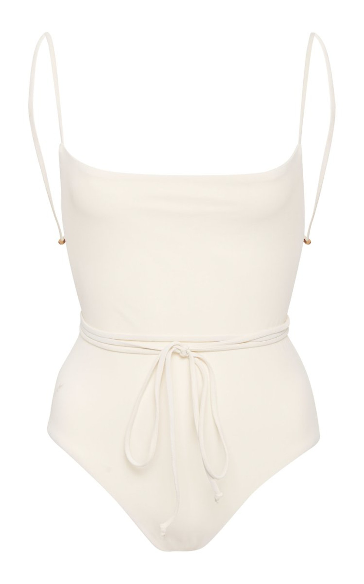 Anemos Open-Back Swimsuit