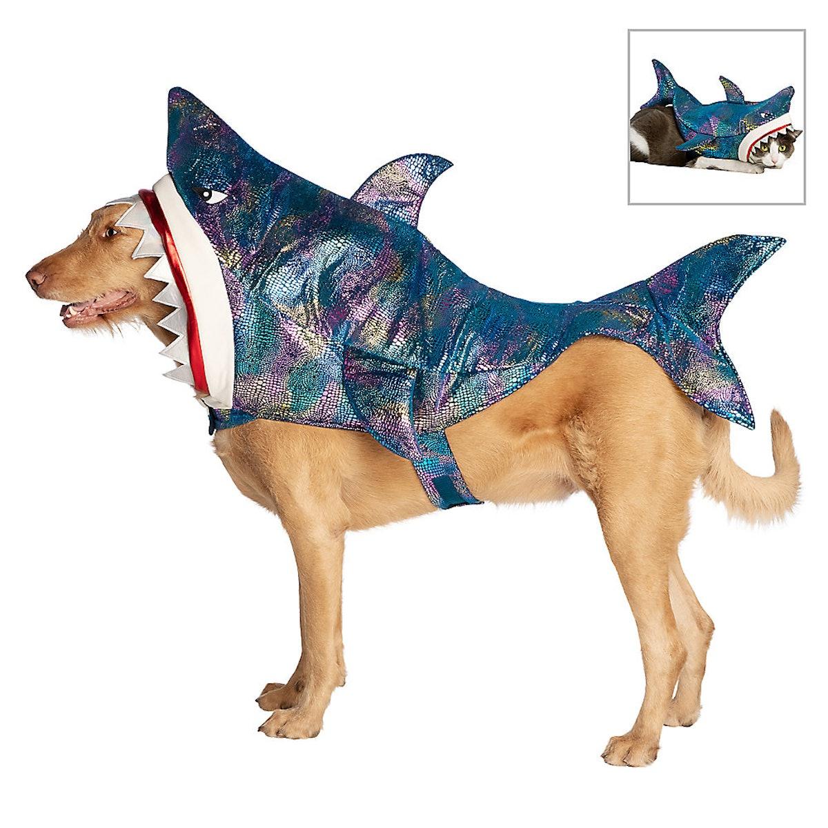 Thrills & Chills Halloween Shark Costume