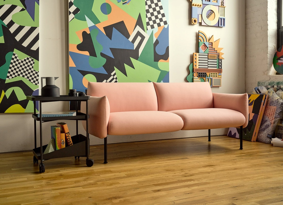 Alfa Sofa by Takagi Homstvedt