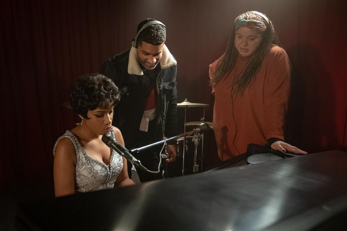 Jennifer playing piano