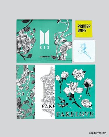BTS FAKE LOVE Set A