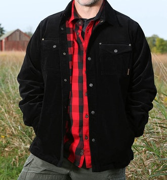 Legendary Whitetails Tough as Buck Corduroy Shirt Jacket