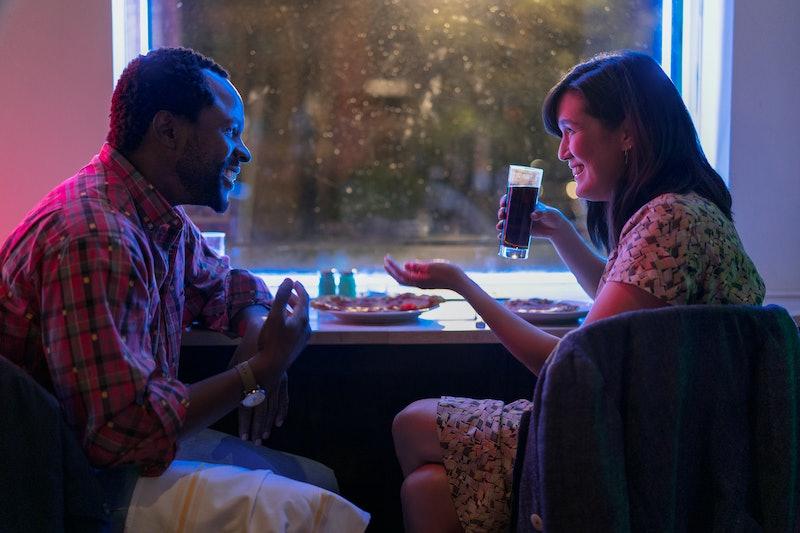Gbenga Akinnagbe and Zoë Chao in 'Modern Love' Season 2