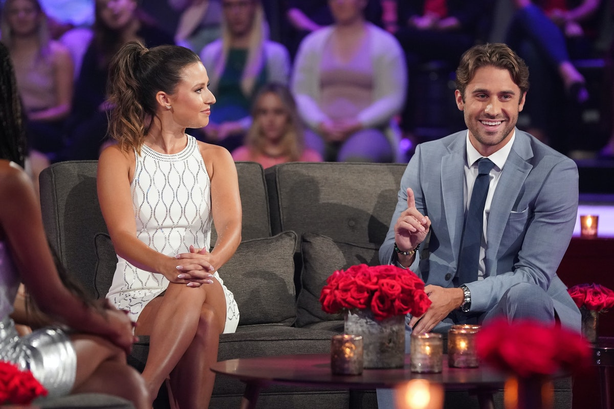 """Katie Thurston and Greg Grippo's body language at """"After the Final Rose"""" was hard to watch."""