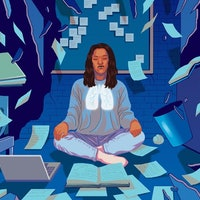 One ancient mindfulness hack can reduce stress in seconds