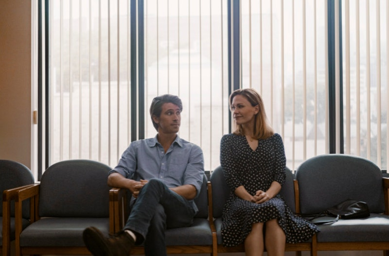 Garrett Hedlund and Anna Paquin in 'Modern Love' Season 2
