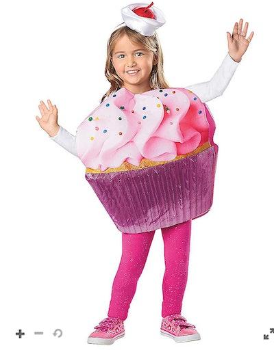 Toddler Cupcake Costume