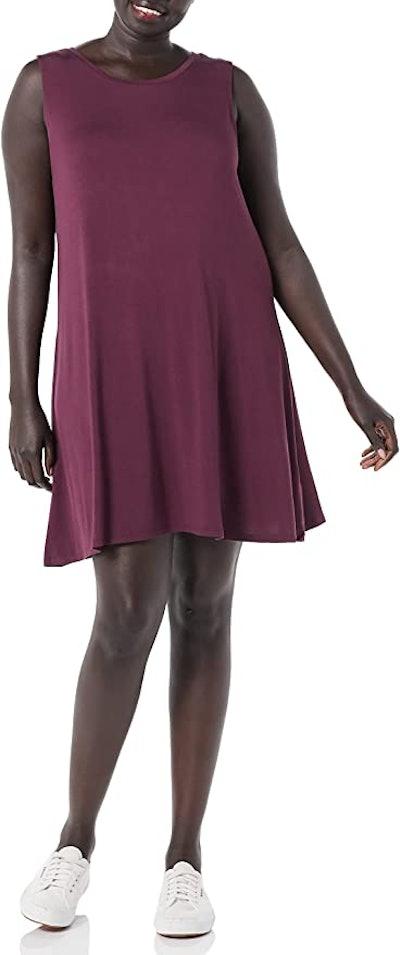 Amazon Essentials Tank Swing Dress