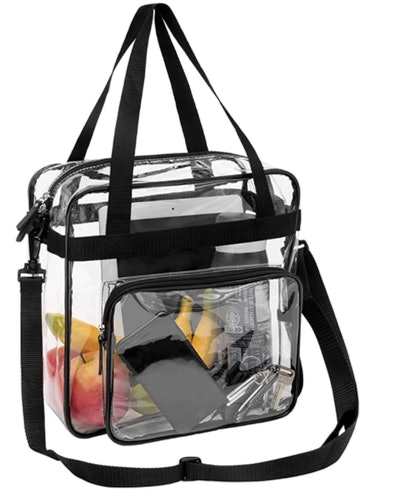 BAGAIL Stadium-Approved Clear Tote Bag