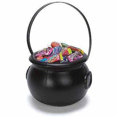Cauldron Candy Bucket Halloween Costume Accessory