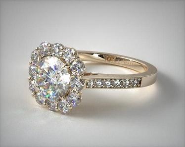 1.80 Carat Excellent Cut Round Diamond