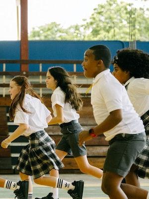 "Adidas Bad Bunny ""Back to School"" Forum Low campaign"