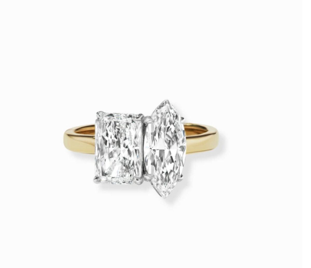 Toi Moi Diamond Ring