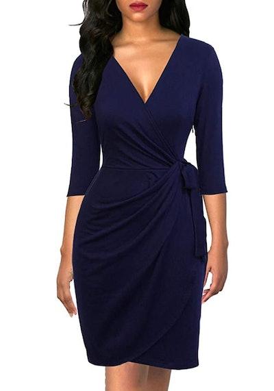 Berydress Classic Wrap Dress