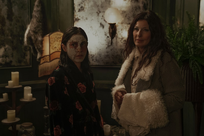 ROSA SALAZAR as LISA NOVA and CATHERINE KEENER as BORO in episode 106 of BRAND NEW CHERRY FLAVOR.