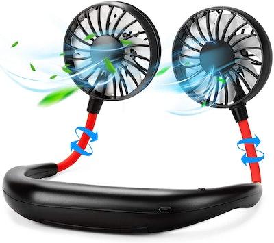 Haomaomao Portable Neck Fan