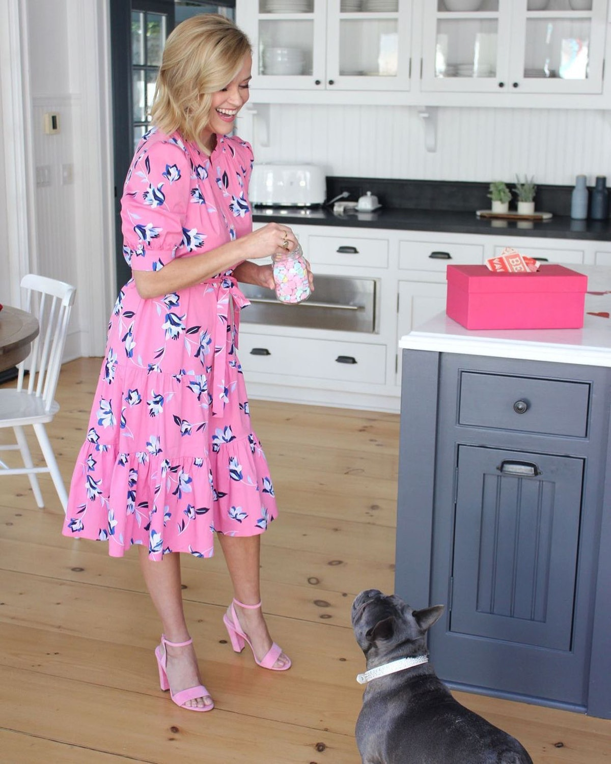 celebrity kitchens Reese Witherspoon