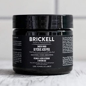 Brickell Smooth Finish Glycolic Acid Peel, 2 Oz.
