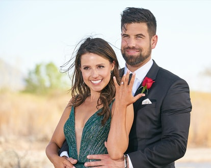 'Bachelorette' Katie Thurston's engagement ring is a 2000s fashion dream, featuring over 3 carats of...