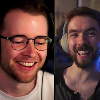 Jacksepticeye and DanTDM's favorite game of 2021 is a soggy sequel