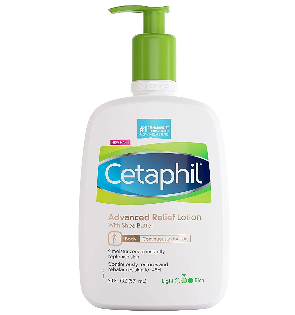 Cetaphil Advanced Relief Lotion with Shea Butter