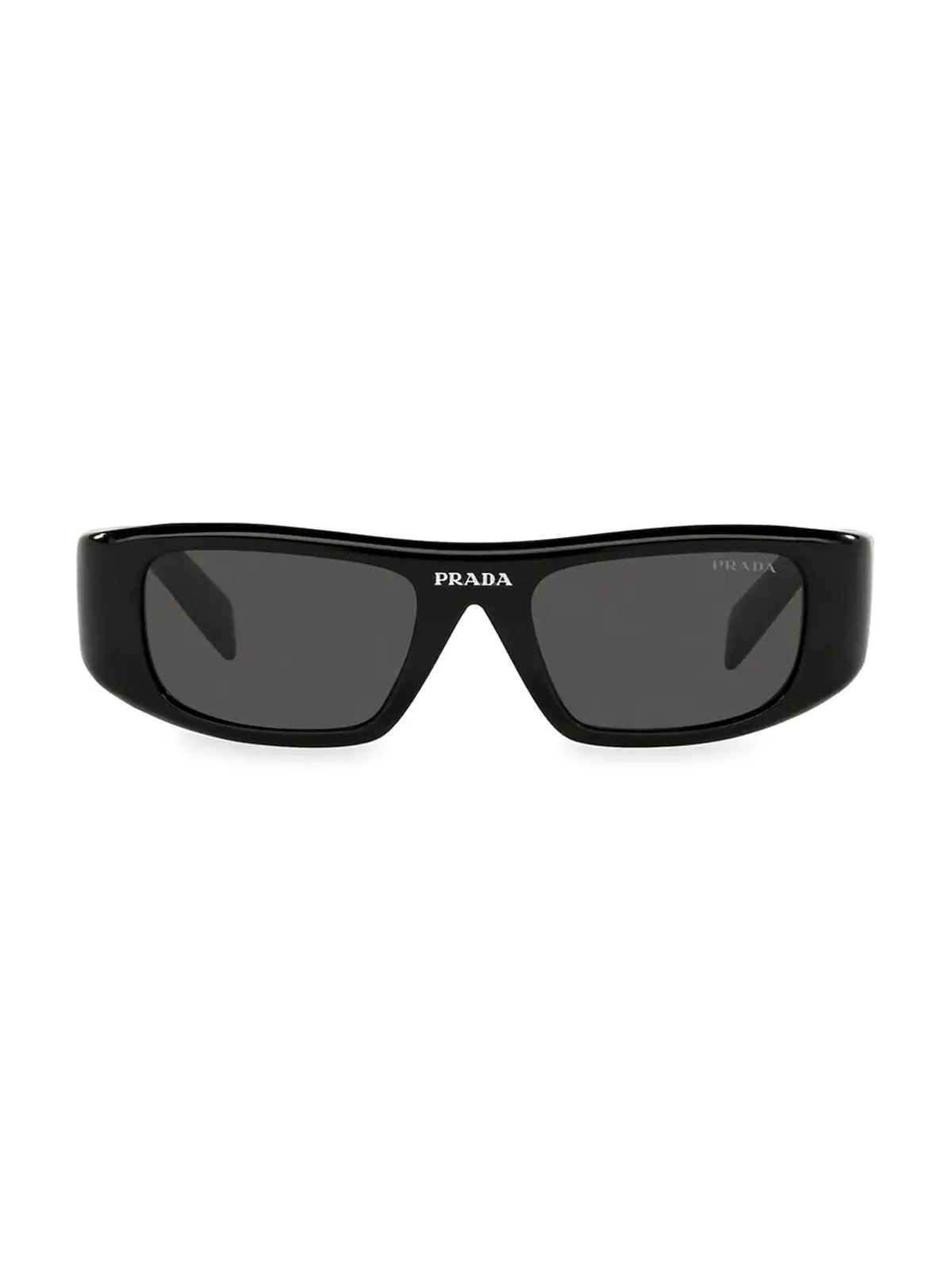 49MM Rectangular Sunglasses from Prada, available on Saks Fifth Avenue.