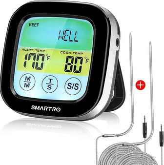 SMARTRO Digital Meat Thermometer