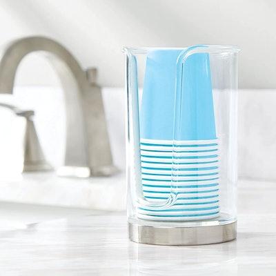 mDesign Paper Cup Dispenser