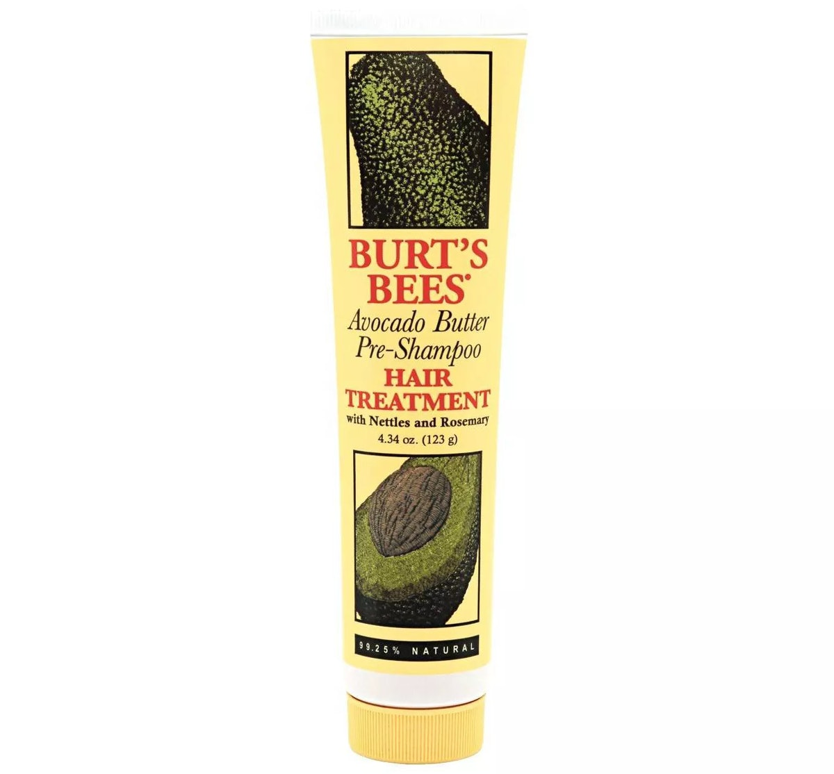 Avocado Butter Pre-Shampoo Hair Treatment