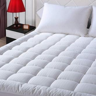 EASELAND Pillow Top Mattress Topper