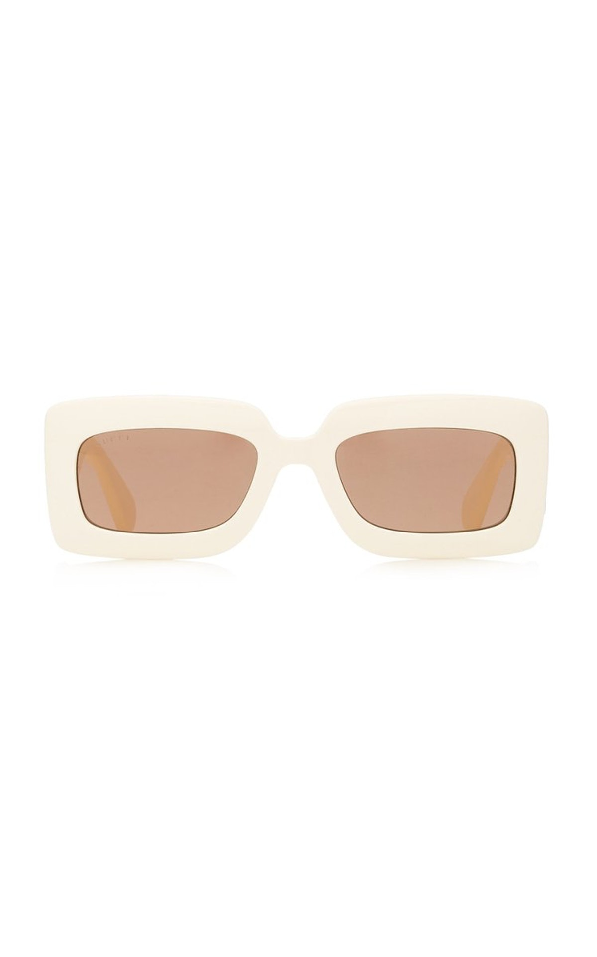 Square-Frame Acetate Sunglasses from Gucci.