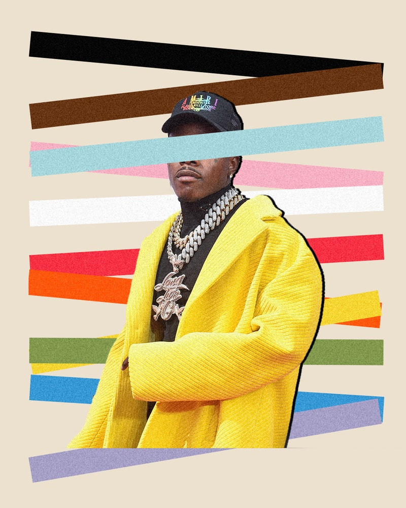DaBaby's history of queer coding and rainbow washing deserves a closer look.
