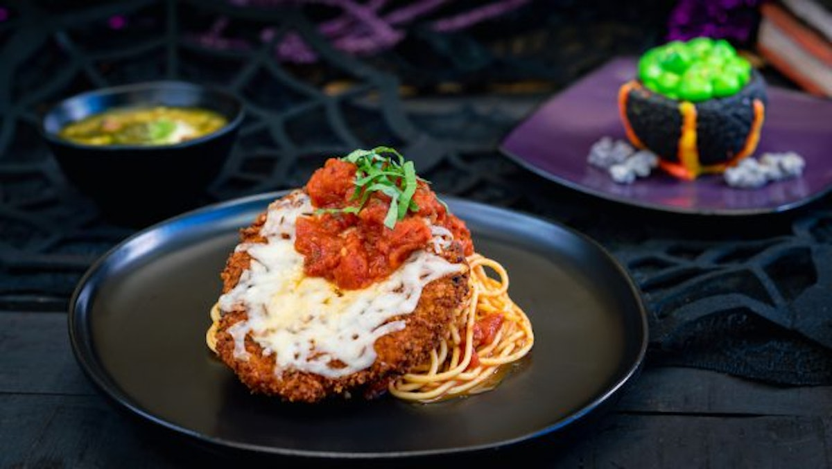 Disney's 2021 Halloween food and drink in parks looks frightfully good.