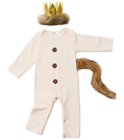 Where The Wild Things Are Max Halloween costume