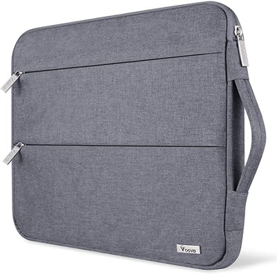 Voova Waterproof Computer Cover Bag with Pocket