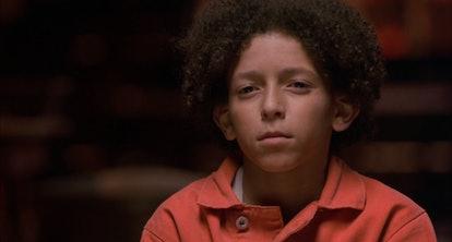 Khleo Thomas as Zero in 'Holes.'