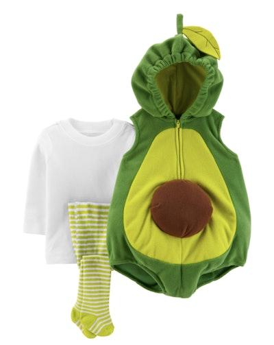 Avocado baby boy Halloween costume